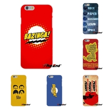 The Big Bang Theory BAZINGA Poster For Samsung Galaxy A3 A5 A7 J1 J2 J3 J5 J7 2016 2017 Soft Silicone Cell Phone Case Cover