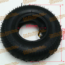 QIND Tyre 2.80/2.50-4 Scooter Tire & Inner Tube Set Suits Schwinn, Free Shipping