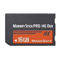 16GB High Speed MS Memory Stick Pro Duo Card Storage for Sony PSP 1000/2000/3000 Game Console