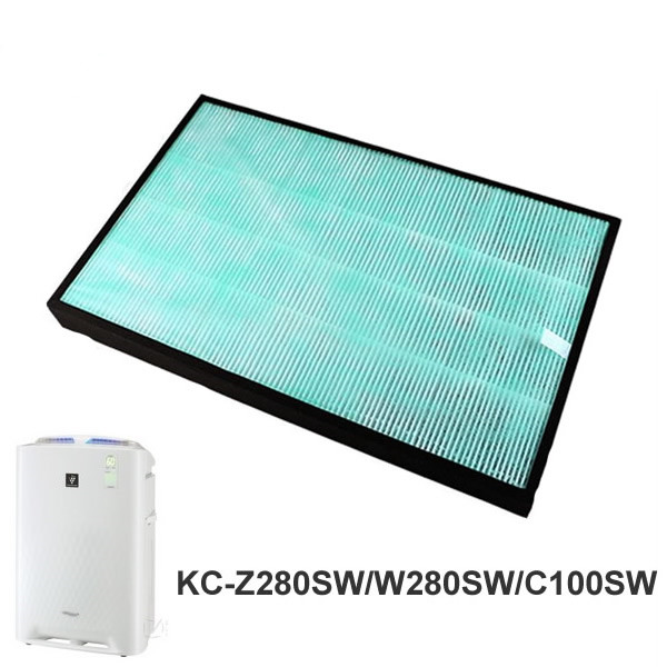 Original OEM,FZ-280HFS Dust collecting filter /HEPA,For KC-W280/Z280/C100,size 250*395*38mm,air purifier parts/accessories<br>