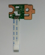 WZSM New Switch board Power Button Board with Ribbon For HP Pavilion 15-N laptop(China)