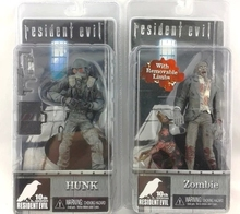 Genuine  Resident Evil 10TH 7 inches Hank/zombie dogs Action figure in stock Freeshipping