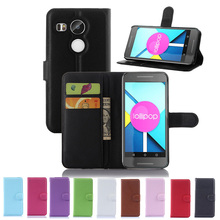 New Luxury Wallet Flip PU Leather Case Cover For LG Google Nexus 5 2015 5.2'' Case Cell Phone Back Cover For LG Nexus 5X