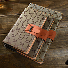 Thin notebook stationery commercial a6 notepad paper book supplies agenda diary(China)