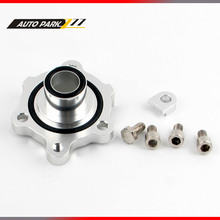 Blow Off valve connection flange adapter work for sqv1234 bov for audi vw 2.0 TFSi engines bovadp