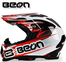 Free shipping casco capacetes BEON B600 motorcycle Helmets Dirt Bike ATV motorCross Off road racing helmet(China)
