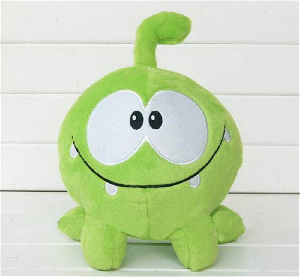 cut the rope frog plush toy2