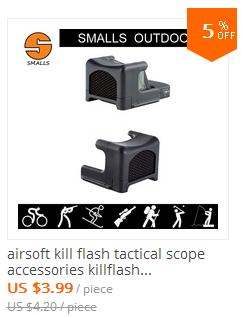 kill flash for RMR CL33-0105