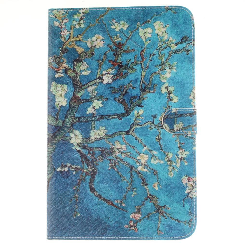 For Samsung Galaxy S2 9.7 T810 T815 Van Gogh PU Leather Tablet Stand Case For Samsung Galaxy Tab Tab E 9.6 T560 Tab S T700 T800<br><br>Aliexpress