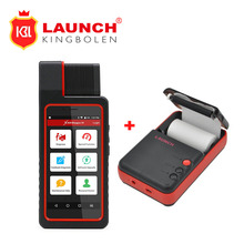 Launch X431 Diagun IV with Wifi Bluetooth Diagnostic Tool with Wifi Mini Printer x-431 Diagun IV Full Systems Special Function(China)