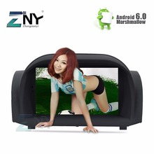 "In Stock! 7"" Android 6.0 Car DVD Stereo For Fiesta 2013 2014 2015 2016 Auto Radio GPS Navigation Audio Video DAB+ WiFi 2GB RAM"