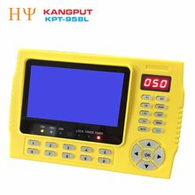 [Genuine] KANGPUT KPT-958L DVB-S2 MPEG4 HD Digital Satellite Finder Meter USB2.0 HD Output Sat finder Better satlink ws-6950