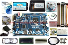 Free shipping DSP2812 development board 00IC TOP2812 TMS320F2812 Learning board DSP development kit(China)