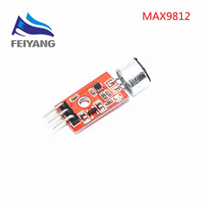 1PCS SAMIORE ROBOT MAX9812 Microphone Amplifier Sound MIC Voice Module 3.3V/3.5V(China)