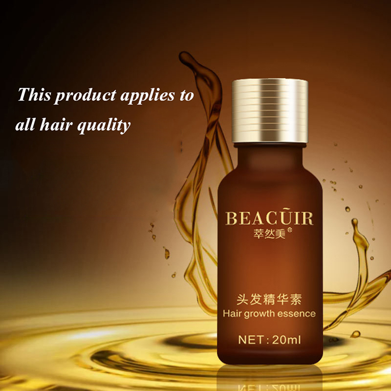 Natural Damage Repairing Ginger Hair Loss Products Hair Growth Hair Care Oil Beauty Women Products 6