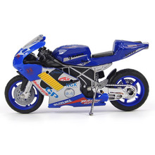 Motorcycle Models MOTO GP 1:18 scale Alloy motorcycle racing model motorcycle model Toys Kids Gift Model Toys