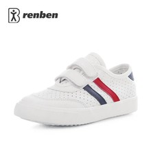 Kids shoes boys whit kids canvas shoes girls NEW 2017 summer hollow out shoes children casual shoes board fashion sneakers