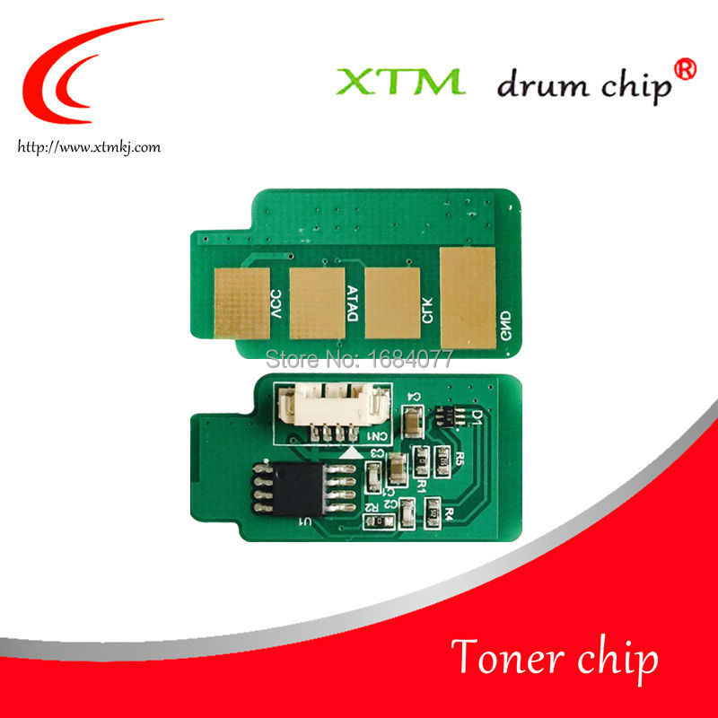 4X Compatible laserjet chips MLT-D303E EUR for samsung printer SL-M4580FX toner cartridge count chip 40K