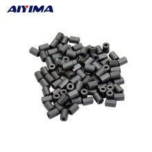 100pcs Ferrite Core EMI Filter 3.5X5X1.5mm Cores Ring Anti-Parasitic Toroide Toroidal Bead Coil Ferrites Ferrous Suppression(China)