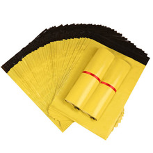 100PCS/Lot Yellow Envelope/mailing bag/ Courier Mailer Express Bag