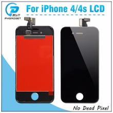 1 pc quality OEM digitizer display LCD screen for iPhone 4s