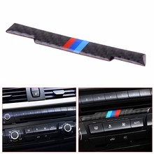 Buy CITALL Carbon Fiber Interior Center Console Sport Sticker Trim Color Decor Decal Car Styling Fit BMW 3 4 Series F30 F32 for $7.38 in AliExpress store
