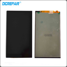 Black Tested For HTC ONE M8 lcd display with touch screen digitizer Full assembly Replacement Repair Part(China)