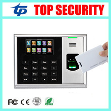 Fingerprint and RFID card time attendance time clock linux system zk fingerprint time recording with free software and SDK S30