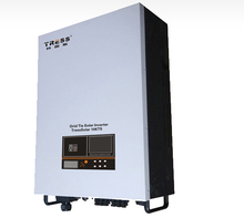 3KW  MPPT Grid tie wind inverter for wind power system