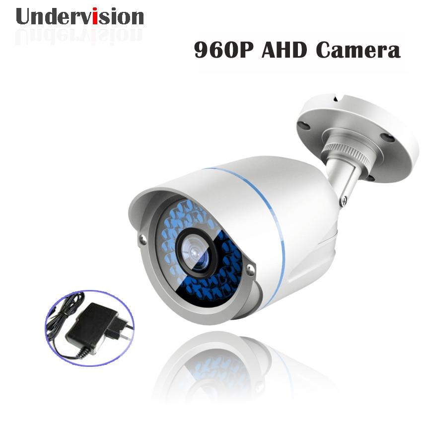 CCTV camera AHD Camera 960P waterproof AHD Camera ,1.3MP HD IR 30M IR cut  ,AHD KIT Camera IR distance 20M free Shipping<br><br>Aliexpress