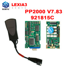 Lexia3 PP2000 Diagbox V7.83 921815C Full Chip for Citroen for Peugeot Diagnostic Tool PP 2000 Lexia 3 V25 XS Evolution Scanner