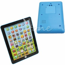 Childrens Educational Electronic Learning Tablet Computer Play Read #K4UE# Drop Ship(China)