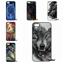 For Samsung Galaxy A3 A5 A7 A8 A9 Prime J1 J2 J3 J5 J7 2015 2016 2017 Animal Wolf Wolves Cute Print Cell Phone Case Cover