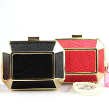 2016 new fashion handbags dinner will be the new trend of European and American fashion clutch purse, Ms. Clutch YA7990bag