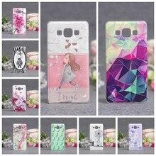 TPU Soft Case Samsung Galaxy A3 2015 A3 2016 3D Silicone Back Cover Samsung Galaxy A5 2015 A5 2016 Capa Fundas A310 A510