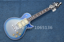 Custom Shop Ace frehley Signature Guitar Blue Sparkle Finish LP Electric Guitarra Choose One to Buy