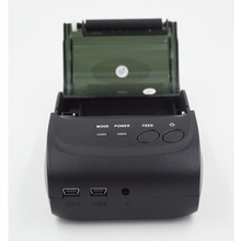 TP-B4AI 58mm mobile phone bluetooth printer , Smartphone bluetooth portable printer with good quality battery(China)