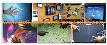 50 inch Infrared Touch Panel for Digital Signage /-6 Touch Points ,Stable and no drift;
