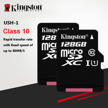 Original Kingston 256GB Micro SD card 32GB Class10 Memory Card 128GB 64GB 16GB UHS-1 8GB class 4 MicroSD cartao de memoria TF 4G