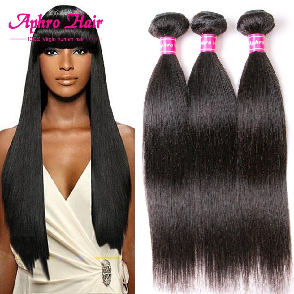 Peruvian Virgin Hair Straight 3 Bundles Peruvian Straight Hair 7A Unprocessed Virgin Human Hair Weave Peruvian Straight Hair <br><br>Aliexpress