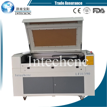 Competitive factory price 1390 wood laser cutting service