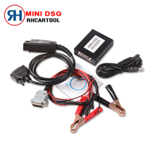 2107 New Super DSG Auto Diagnostic Tool (Direct Shift Gearbox) MINI DSG reader(DQ200+DQ250) For Audi/ for VW DHL free shipping
