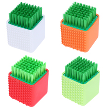 Mini Colorful Soft Keyboard Cleaning Brush Anti-static Car Computer Corner Cleaner Dust Brush Household Cleaning Tools