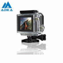"ADIKA Gopro Hero 3+ 2.0"" Color TFT LCD Bacpac Display External Screen Viewer with Housing Case Backdoor for GoPro Hero 3 Camera(China)"