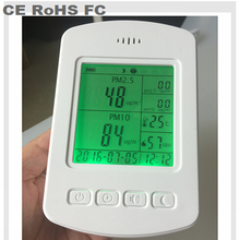 Free shipping personal home use PM2.5 Air quality control portable gas detector