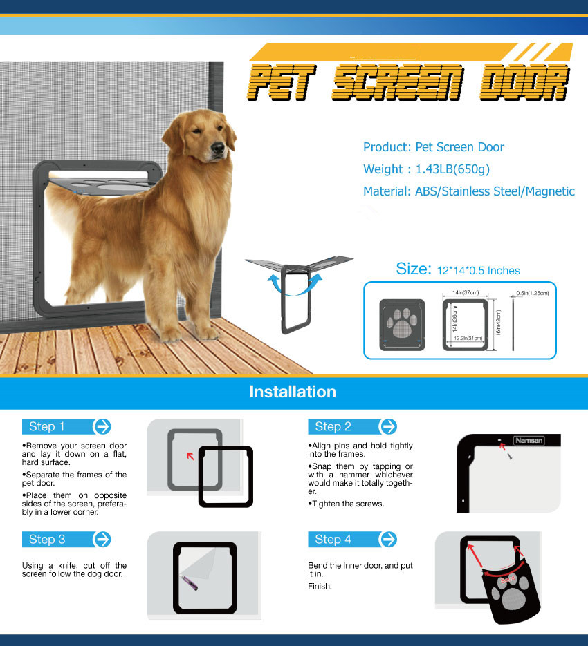 pet screen door  (1)