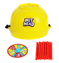 Wet Head Game Wet Hat water challenge Jokes&Funny Toys roulette game kid toys A453