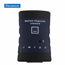 Car Scanner For GM MDI VCX MDI Multiple Diagnostic Interface with USB Connection MDI Programming Tool