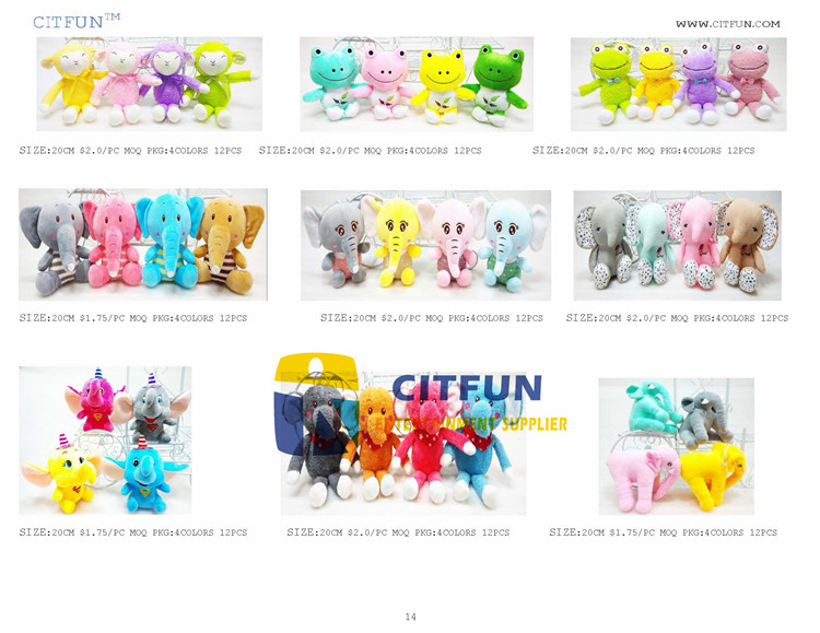 SOFT TOYS FOR CLAW MACHINE__20
