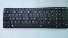 new for IBM Lenovo Ideapad G500 G505 G510 G700 G710 G500AM-IFI G500AM-ISE G500AM-IT UK laptop keyboard 25210952